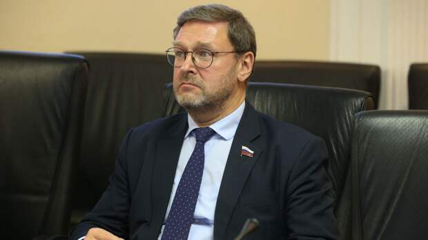 Сенатор Косачев назвал жестким ответ России на новые санкции США