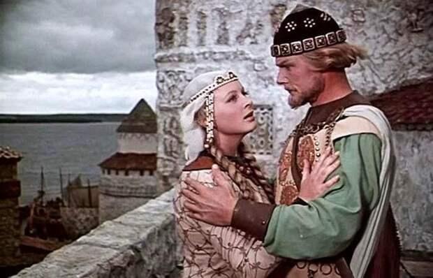 Кадр из фильма *Садко*, 1952 | Фото: teleprogramma.pro