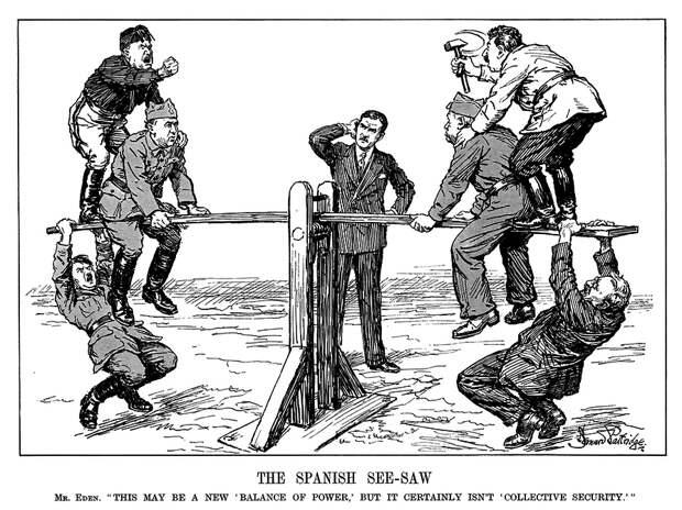 Весёлые картинки Warspot: английский юмор и Вторая мировая