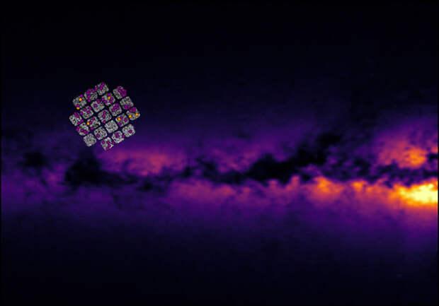 Что говорят звездные «звуки» о прожорливой юности Млечного Пути