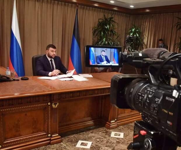 В ДНР ликвидируют дефицит аппаратов ИВЛ