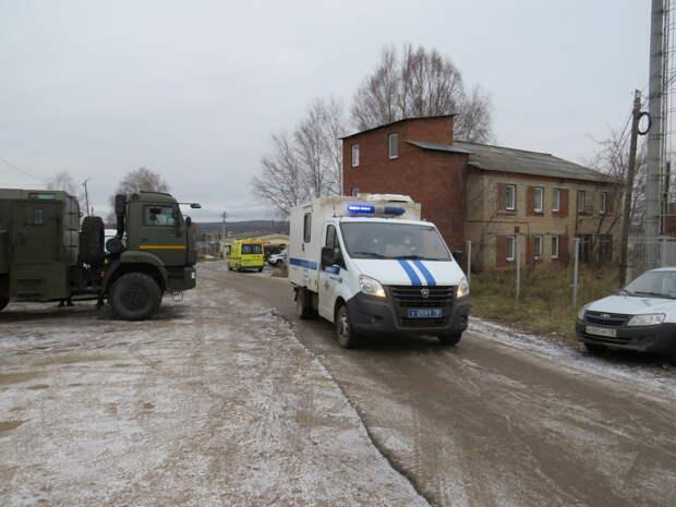 Антитеррористическое учение провел оперативный штаб в Удмуртии