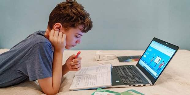 BCG: МЭШ стала одним из факторов развития цифрового образования в Москве. Фото: Е. Самарин mos.ru