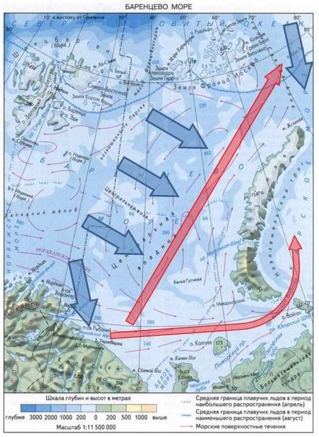 Ответный выстрел. Насколько грозен Seawolf в Баренцевом море?