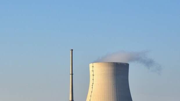 Работа АЭС в Южной Корее остановлена из-за пожара