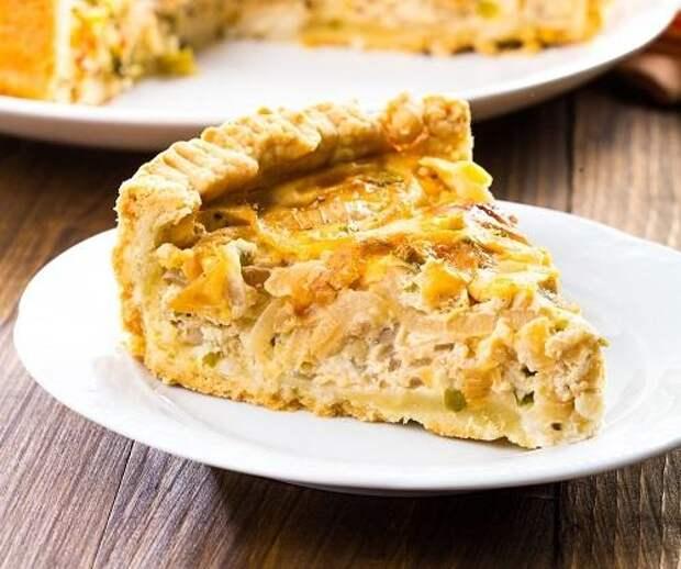 Луковый пирог с сыром/Фото: К. Виноградов/BurdaMedia