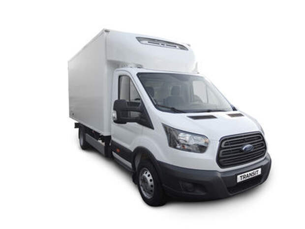 Ford Sollers выпустил фургон-холодильник на базе Транзита