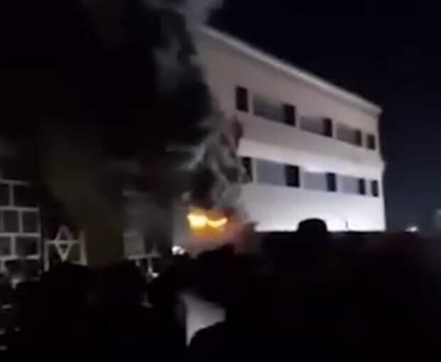 В Ираке при пожаре в Covid-больнице погибло более 50 человек