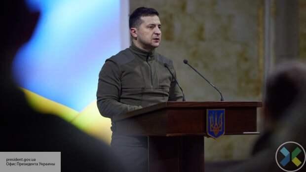 Зеленский рассказал о создании центра дезинформации для «работы за пределами страны»