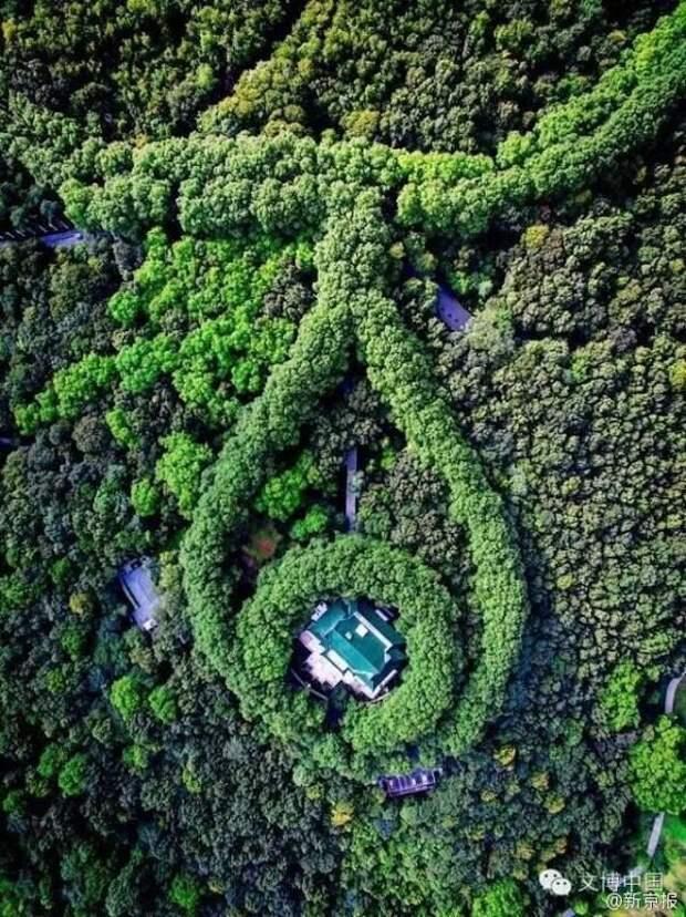 Уникальный дворец Чен Кайши в Нанкине