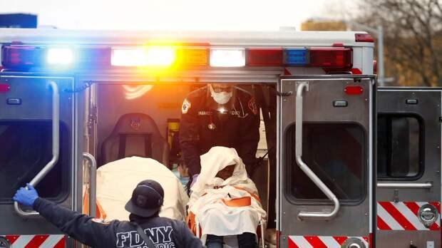 Число жертв COVID-19 в США превысило 600 тысяч