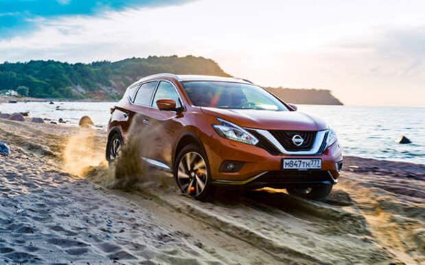 Новый Nissan Murano: экстраверт