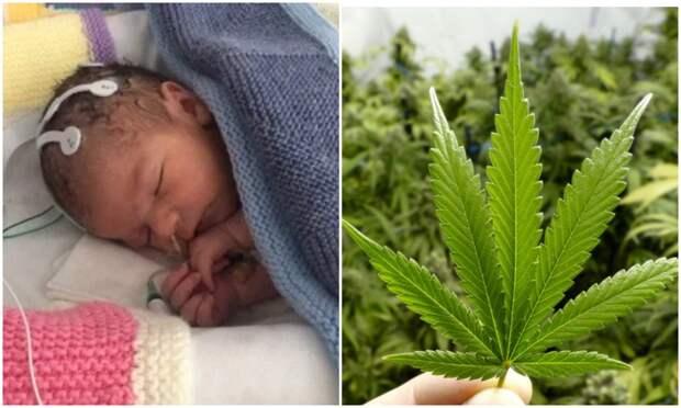 Малыша изВеликобритании вылечили отврожденной болезни препаратом наоснове марихуаны