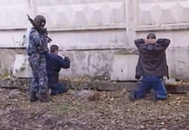 Октябрь 1993. Хроника из архива Рустема Сафронова
