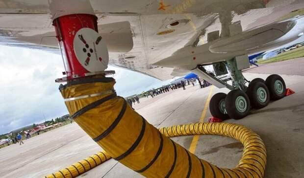ФАС: нефтяникам следует наращивать запасы авиакеросина