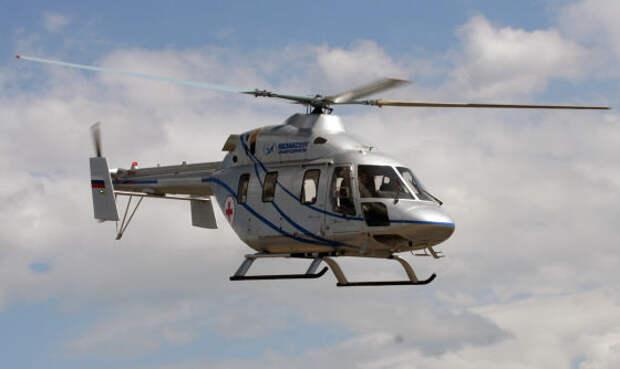 «Вертолеты России» поставят «Ансат» для «Русских Вертолетных Систем»