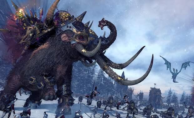 Рекордное число одновременных запусков Total War: Warhammer II