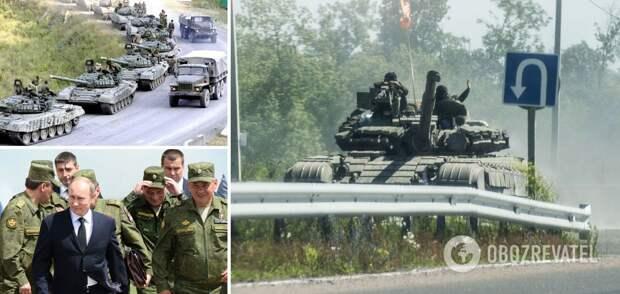 «Украина и Россия стягивают войска к непризнанным республикам: диванный расклад»
