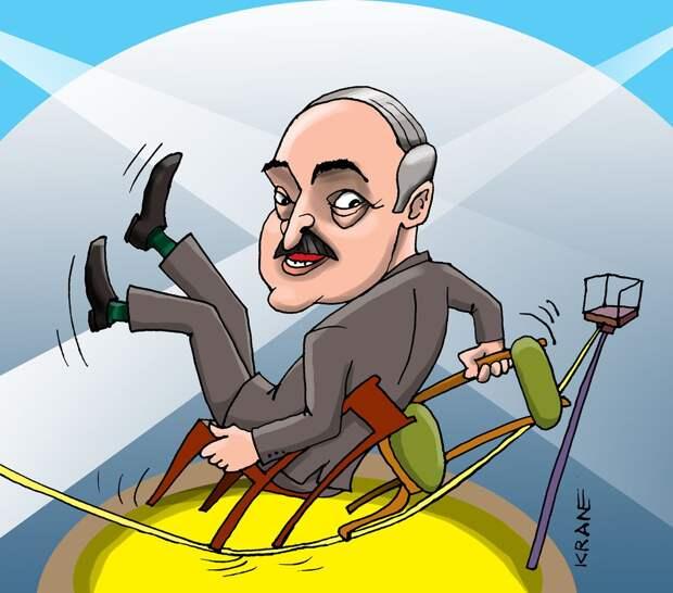 Лукашенко, ФУ!