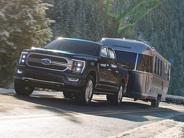 Новые грузовые машины 2021 года