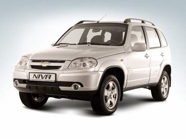 Поставки Chevrolet Niva прекратятся к середине лета