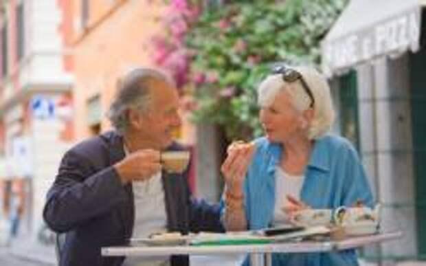 Десять ТОП направлений россиян в возрасте 65 и старше
