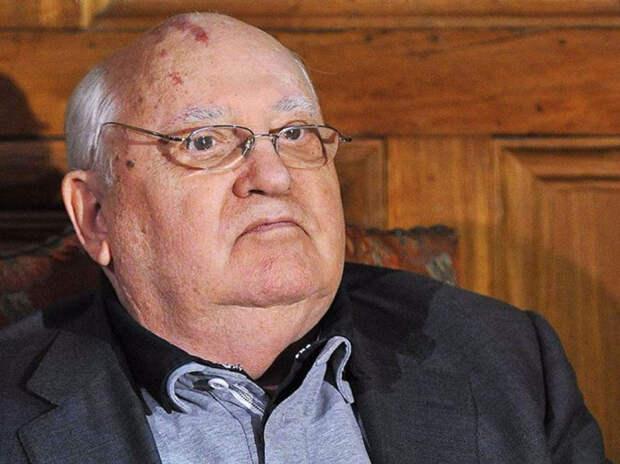 Серия ударов Горбачёва по СССР