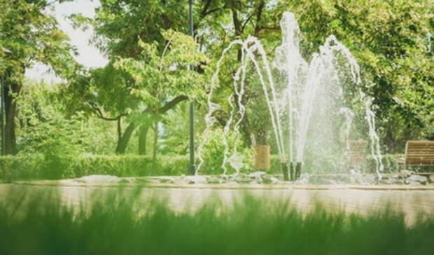 Фонтан будет восстановлен впарке Металлургов вНижнем Тагиле