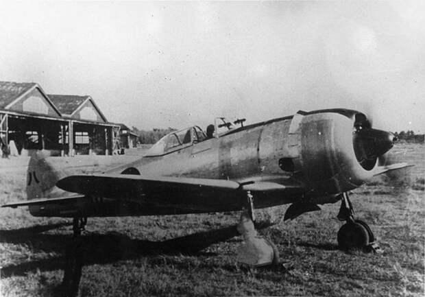 Одномоторные японские истребители против дальних американских бомбардировщиков В-29