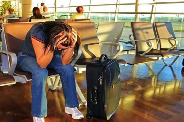 Отпуск за границей запретили до июля этого года