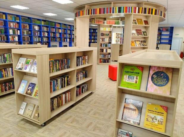 На Кубани откроют четыре модельные библиотеки