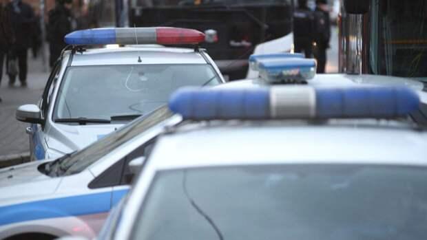 Водитель наехал на троих пешеходов в Москве