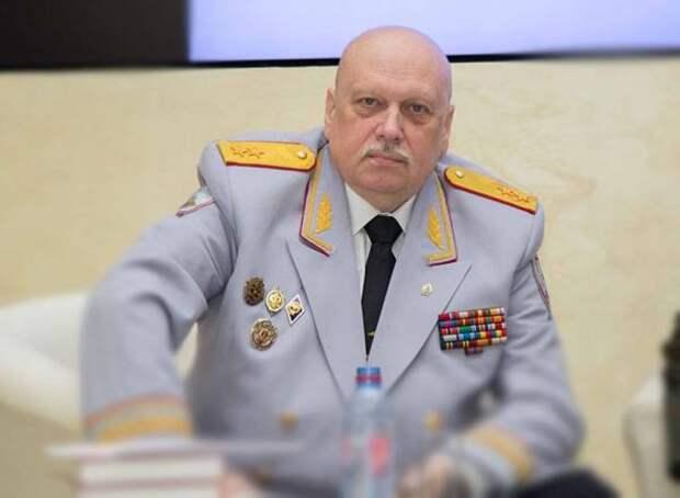 """Генерал ФСБ о """"кремлевском списке"""": Чтобы шавки не лаяли, надо присоединить Донбасс"""