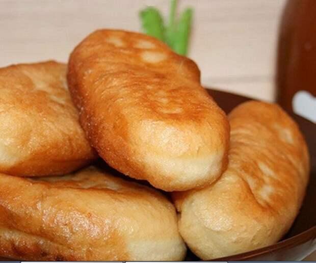 Пирожки на картофельном отваре: мастер-класс