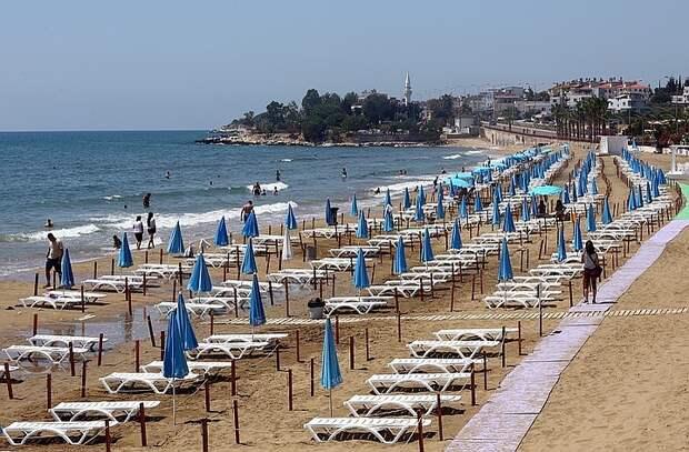 Авиакомпания S7 Airlines закрыла продажи билетов в Турцию до конца лета-2021