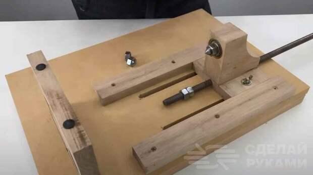 Как сделать копировальный токарный станок по дереву