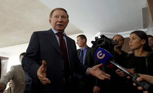 Телеканал 112: Кучма признал, что Украина расколота