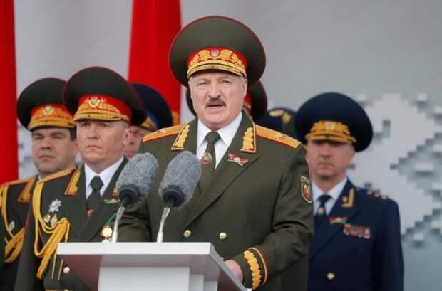 Лукашенко как alter ego Скарлетт О`Хара?