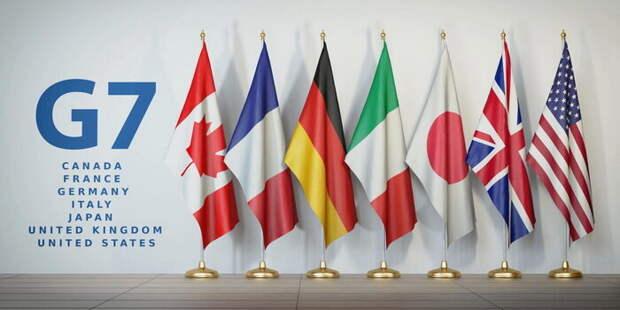 На G-7 Россию душили, но не додушили