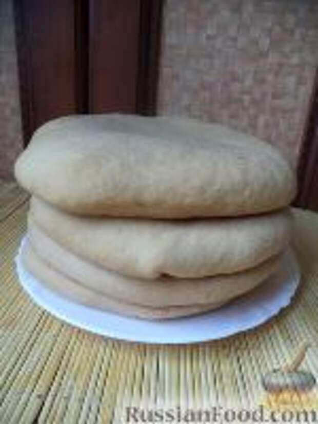 Фото приготовления рецепта: Хачапури (1) - шаг №17