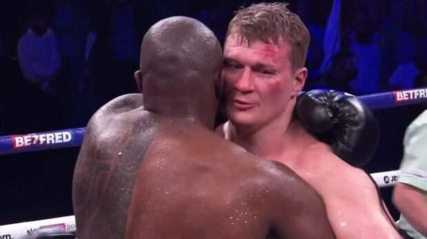 Шлеменко поддержал Поветкина после поражения от Уайта