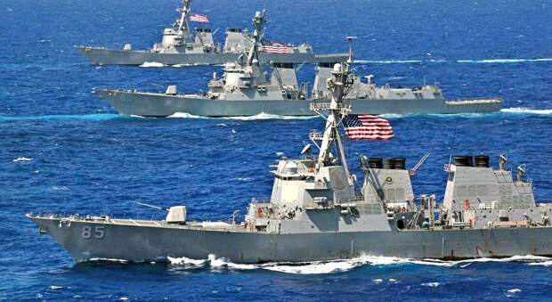 Военный эксперт нашел способ перекрыть кораблям США вход в Черное море