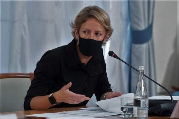 Масликова прикрыла стройку на Приморском бульваре бюрократией