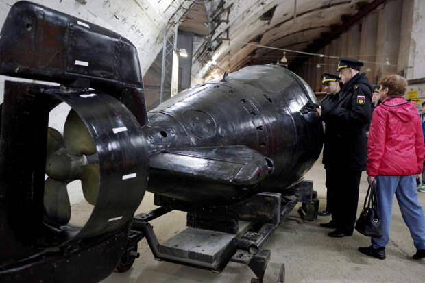 В Крыму после реконструкции открыли уникальный флотский музей