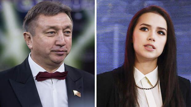 """Директор """"Самбо-70"""" о Загитовой и Медведевой: они свое уже откатали"""