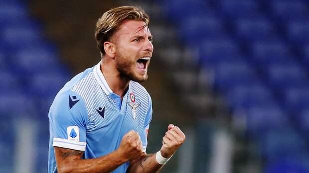 Иммобиле забил 150-й гол в составе «Лацио» и стал лучшим бомбардиром в истории клуба