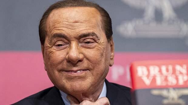Итальянский политик рассказал о плохом самочувствии Берлускони