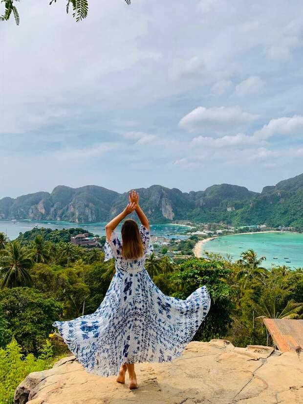 Остров Phi Phi, Thailand