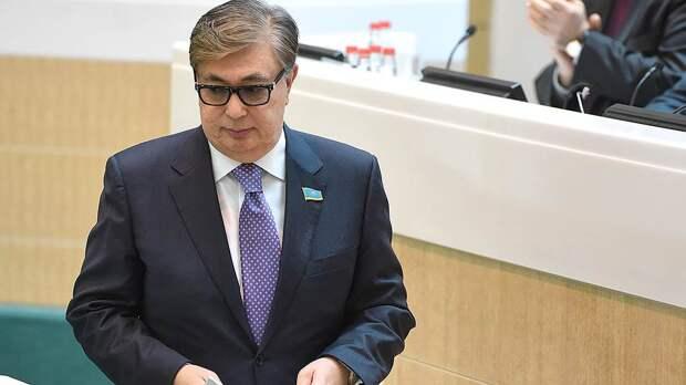 Врио президента Казахстана Касым-Жомарт Токаев