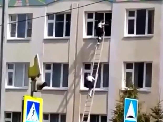 Названа возможная причина нападения на школу в Казани